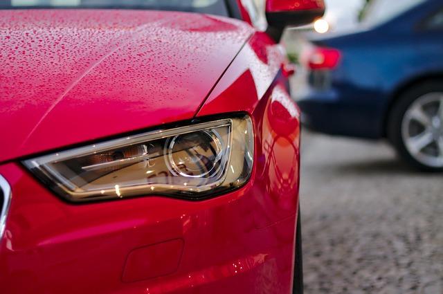 Audi RS3 spalanie