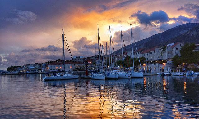 Ahoj przygodo, czyli czarter jachtów w Chorwacji