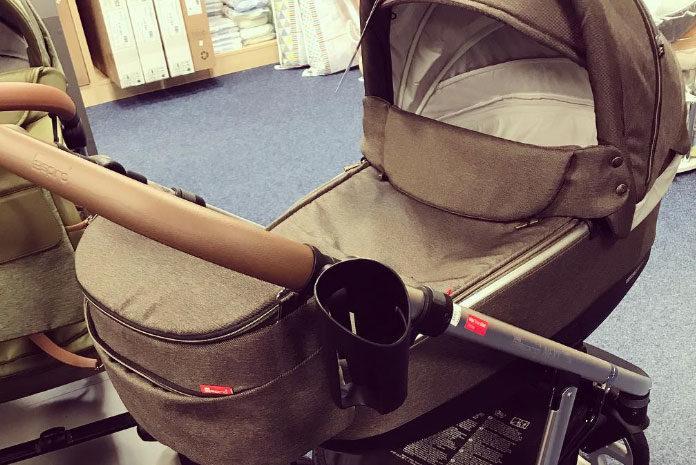 Wózek dziecięcy niezbędnym elementem wyprawki dla niemowlaka