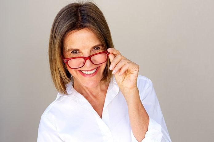 Pogarszający się wzrok po 50 – co robić, jak go poprawić?