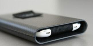 Etui skórzane iPhone XS