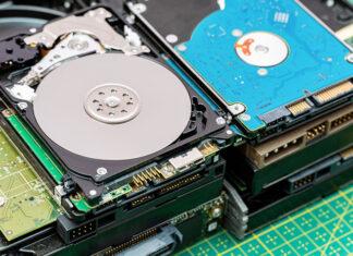 Dysk 1 TB SSD w laptopie